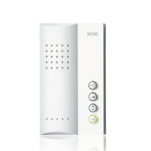 1723070 TwinBus duplex vægapparat hvid 1