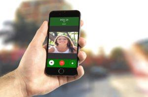 Ip-Døretelefoni, App; Integra VoIP