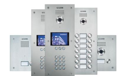 Hvordan fremstiller FERMAX deres vandalsikede dørstationer?