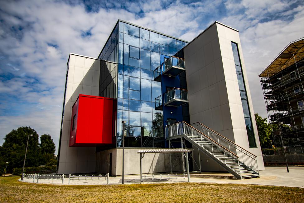 Jantar fra Freund giver Fælleshuset Korsløkke  en sikkerhedsløsning