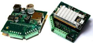 IP-INTEGRA SIP audioforstærker 2x10W- OEM