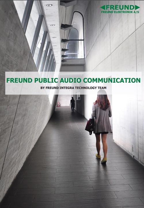 kaldeanlæg, FREUND IP-kaldeanlæg, Freund Website