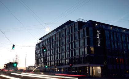 Blækhus Ungdomsboliger i Valby vælger Freund IP-INTEGRA dørtelefoni løsning
