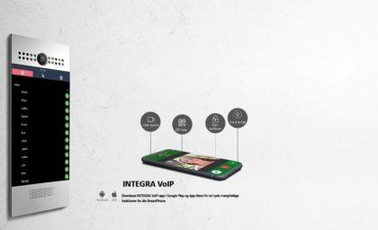 Forskelle mellem digitale og IP videodørtelefoni systemer