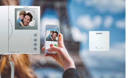 Wi-Box gør det mulig for VDS ustyr at overføre dens funktioner til en smartphone